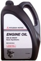 Моторное масло Mitsubishi Engine Oil 5W-30 SN/CF 4L