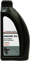 Моторное масло Mitsubishi Engine Oil 5W-30 SN/CF 1L