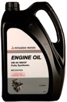 Моторное масло Mitsubishi Engine Oil 5W-40 SN/CF 4L