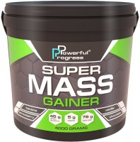 Гейнер Powerful Progress Super Mass Gainer 4 kg