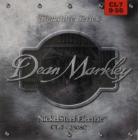 Струны Dean Markley NickelSteel Electric Signature 7-String CL