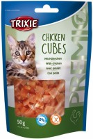 Фото - Корм для кошек Trixie Premio Chicken Cubes 0.05 kg