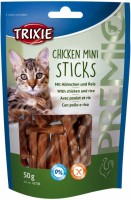 Фото - Корм для кошек Trixie Premio Chicken Mini Sticks 0.05 kg