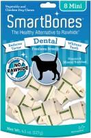 Фото - Корм для собак SmartBones Dental Mini Bone 0.127 kg