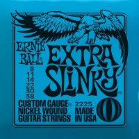 Струны Ernie Ball Slinky Nickel Wound 8-38