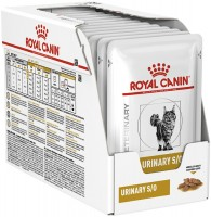 Корм для кошек Royal Canin Packaging Urinary S/O Pouch 0.1 kg