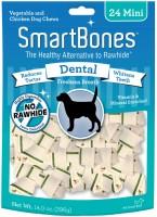 Фото - Корм для собак SmartBones Dental Mini Bone 0.396 kg
