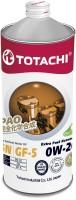 Моторное масло Totachi Extra Fuel Economy 0W-20 1L
