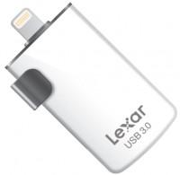 Фото - USB Flash (флешка) Lexar JumpDrive M20i 64Gb