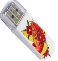 USB Flash (флешка) Verbatim Mini Tattoo Koi 16Gb