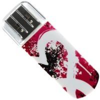 USB Flash (флешка) Verbatim Mini Graffiti 8Gb