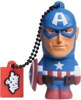 Фото - USB Flash (флешка) Tribe Captain America 16Gb