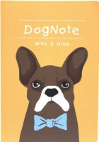 Блокнот Andreev Sketchbook DogNote A4