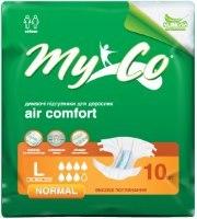 Фото - Подгузники Myco Normal L / 10 pcs