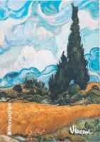 Блокнот Manuscript Van Gogh 1889