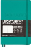 Блокнот Leuchtturm1917 Dots Bullet Journal Turquoise