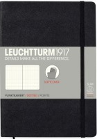 Фото - Блокнот Leuchtturm1917 Dots Notebook Soft Black