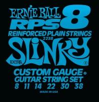 Фото - Струны Ernie Ball Slinky RPS Nickel Wound 8-38