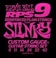 Фото - Струны Ernie Ball Slinky RPS Nickel Wound 9-42