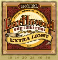 Струны Ernie Ball Earthwood 80/20 Bronze 10-50