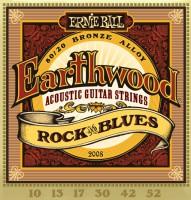 Фото - Струны Ernie Ball Earthwood 80/20 Bronze 10-52