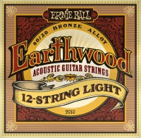 Струны Ernie Ball Earthwood 80/20 Bronze 12-String 9-46