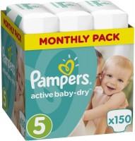 Фото - Подгузники Pampers Active Baby-Dry 5 / 150 pcs