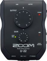 ЦАП Zoom U-22
