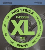Струны DAddario XL ProSteels Bass 45-105