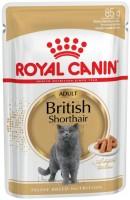 Фото - Корм для кошек Royal Canin British Shorthair 0.085 kg