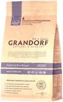 Корм для кошек Grandorf Adult Sterilised Rabbit/Rice 2 kg