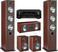 Домашний кинотеатр Monitor Audio Bronze + Denon Pack