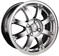 Фото - Диск Racing Wheels H-207 6x14/4x98 ET38 DIA58,6