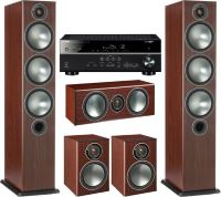 Домашний кинотеатр Monitor Audio Bronze + Yamaha Pack