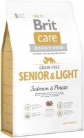 Фото - Корм для собак Brit Care Grain-Free Senior/Light Salmon/Potato 3 kg