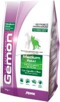 Фото - Корм для собак Gemon Adult Medium Breed with Lamb 15 kg