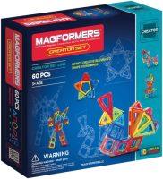 Фото - Конструктор Magformers Creative 60 703006