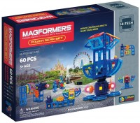 Фото - Конструктор Magformers Power Gear Set 709002