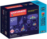 Фото - Конструктор Magformers School Series 180 Set 712004