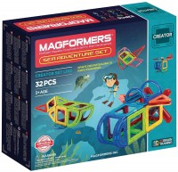 Фото - Конструктор Magformers Sea Adventure Set 703012