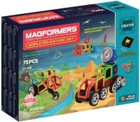 Конструктор Magformers World Adventure Set 703013