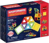 Конструктор Magformers Window Plus 40 Set 715002