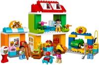 Фото - Конструктор Lego Town Square 10836