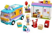 Фото - Конструктор Lego Heartlake Gift Delivery 41310