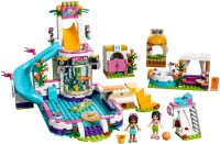 Фото - Конструктор Lego Heartlake Summer Pool 41313
