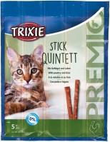 Корм для кошек Trixie Premio Quadro-Sticks Poultry/Liver 0.02 kg
