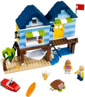Фото - Конструктор Lego Beachside Vacation 31063