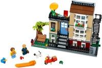 Фото - Конструктор Lego Park Street Townhouse 31065