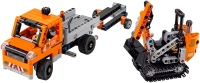 Фото - Конструктор Lego Roadwork Crew 42060