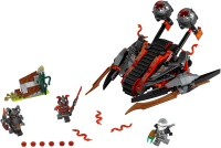 Фото - Конструктор Lego Vermillion Invader 70624